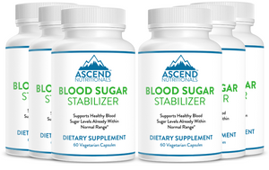 Blood Sugar Stabilizer - First Time Customer