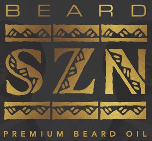 Beard SZN Sub-mark Logo