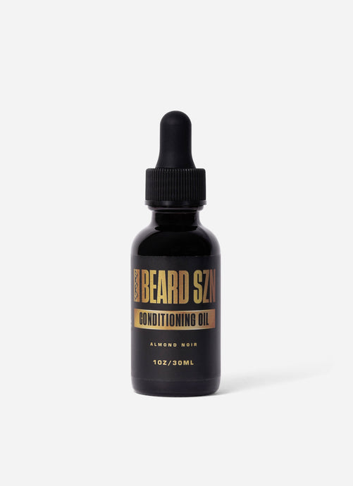 Almond Noir Beard Oil