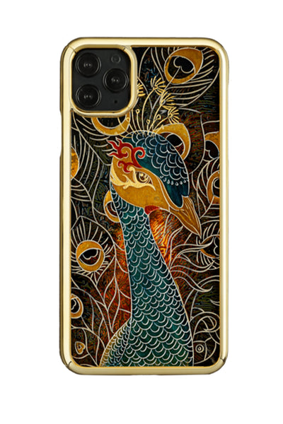 Peacock Goddess (Golden ed.)
