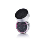 Makeup Brush Color Removal Sponge, Eyeshadow Brush Cleaner, Switch to Next Pigment, Brush Quick Cleaner Sponge, with a Dense Eye Shadow Brush