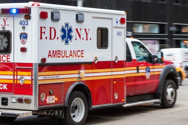 Back Pain in EMS | CBD Helps First Responders