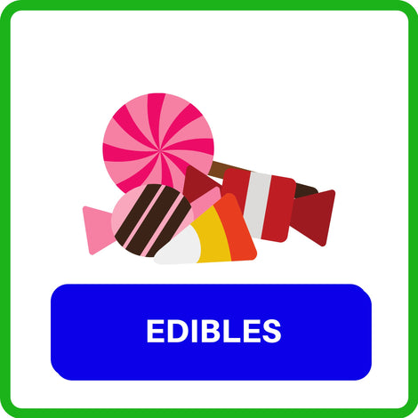 Recommended Edibles | Buy CBD Online | CBD On Demand