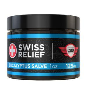 Eucalyptus – CBD Salve | Swiss Relief by Swiss Relief - CBD On Demand