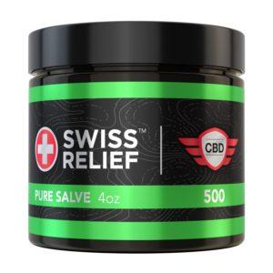 Pure – CBD Salve | Swiss Relief by Swiss Relief - CBD On Demand