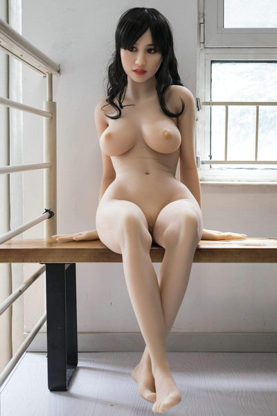 Real Doll taille adulte YL Doll 155 cm - Miya pourvue de dents
