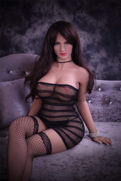 Sex doll Aifei Dolls 161 cm bonnet D - Tina en collants noirs