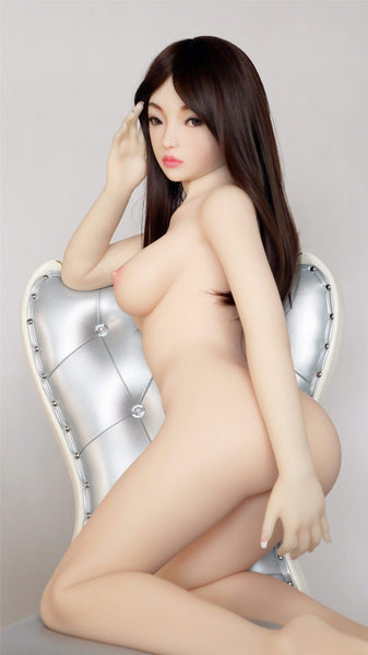 Sex doll Doll4Ever 146 cm bonnet B - Tao en robe rose
