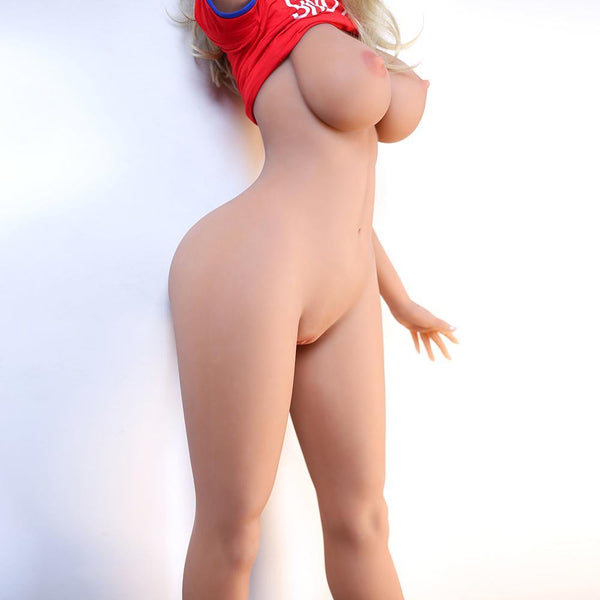 Sex doll HR Doll 160 cm bonnet L - Agathe superbe blonde