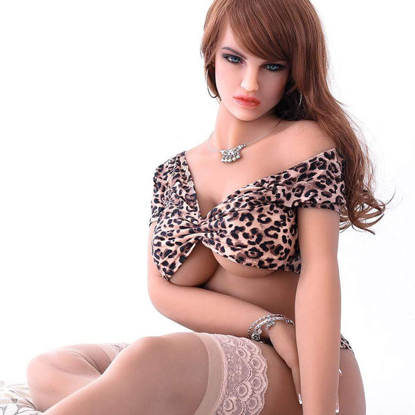Sex doll HR Doll 160 cm bonnet L - Margot la tigresse