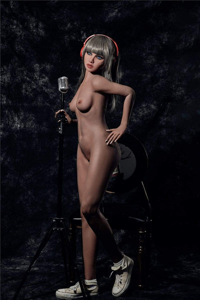 Sex doll IronTech 150 cm bonnet A - Oriane chanteuse sexy