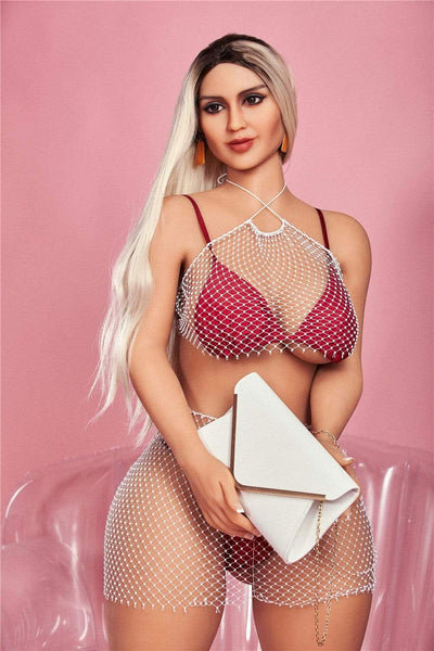 Sex doll IronTech 156 cm bonnet H - Jessika magnifique blonde
