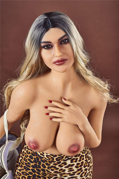 Sex doll IronTech 156 cm bonnet H - Monica vilaine tigresse