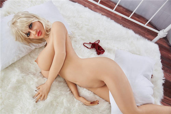 Sex doll IronTech 163 cm bonnet G - Doris belle blonde