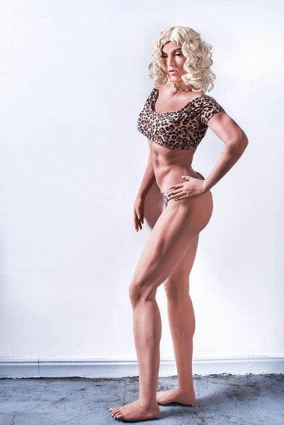 Mélania - Miss Musculation USA de 1m63 - Poupee Doll France