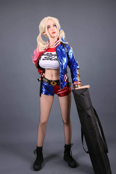 Harley Quinn Sex doll - 168 cm Bonnet C