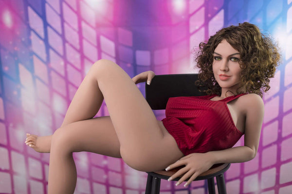 Sex doll réaliste YL Doll 140 cm - Betty Bimbo avec Bouclettes - Love Doll