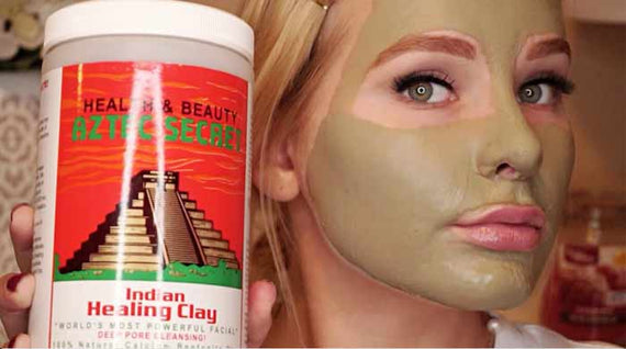 What does Aztec Secret Indian Healing Clay do?