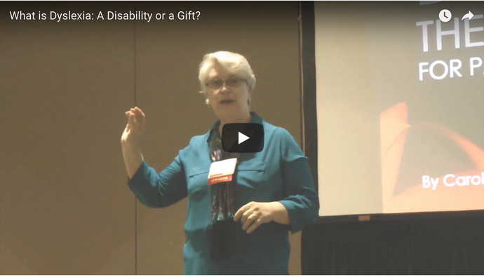 What is Dyslexia – a Disability or a Gift?