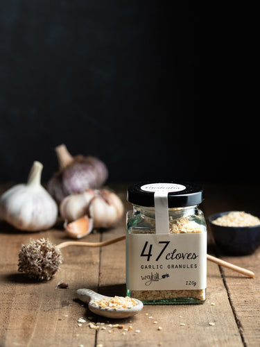 47 Cloves Garlic Granules
