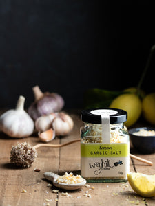 Lemon Garlic Salt