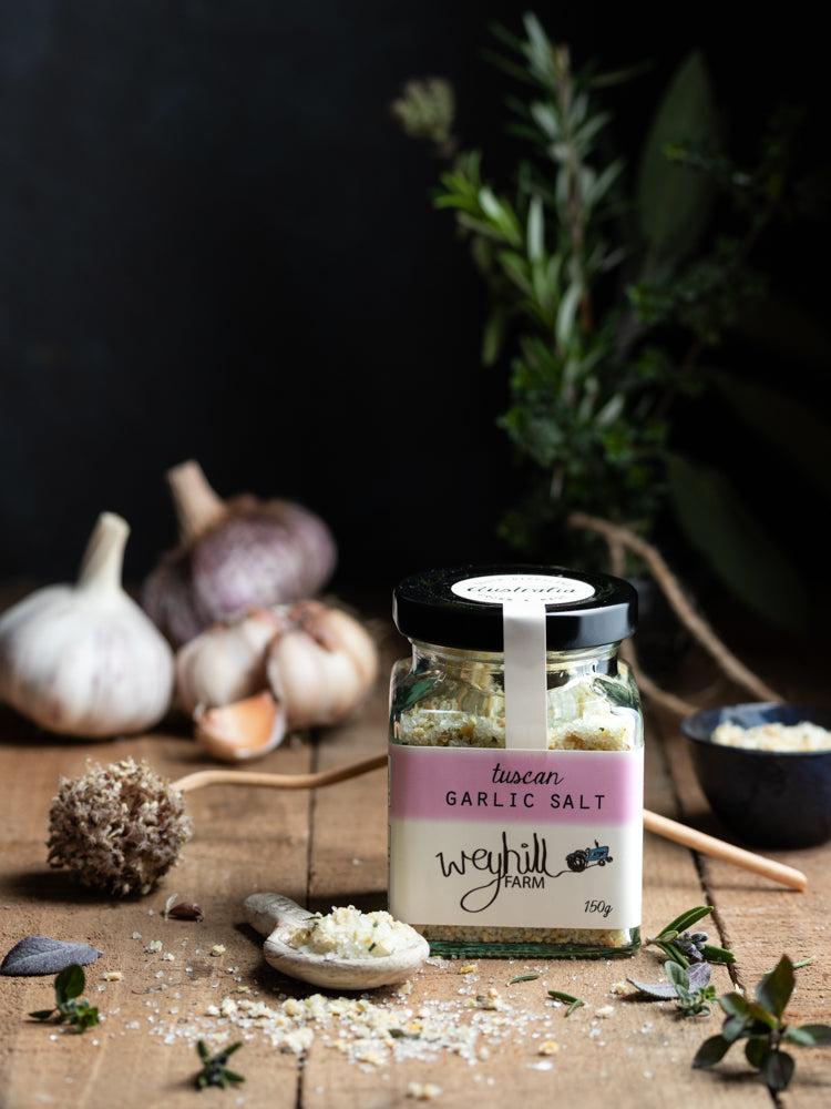 Tuscan Garlic Salt