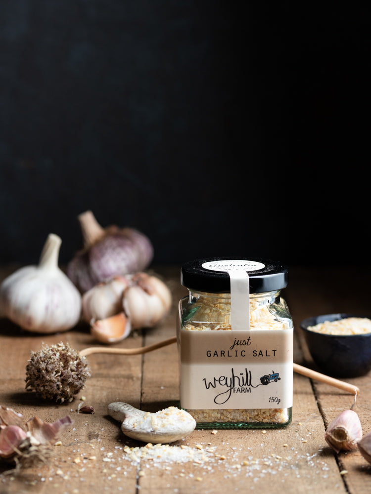 Just Garlic Salt