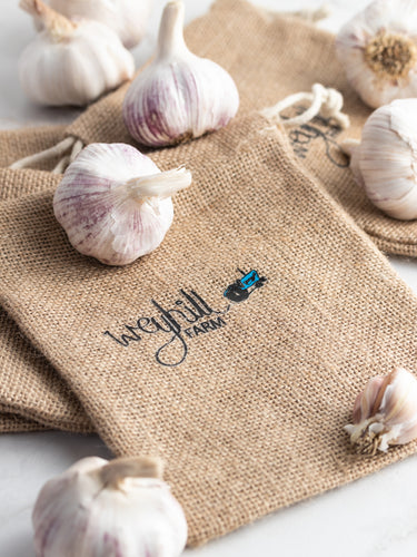 Garlic Storage Bag