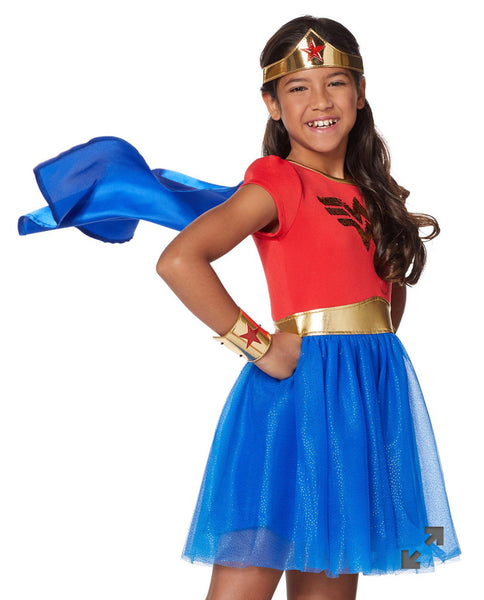 Wonder Woman Vestido