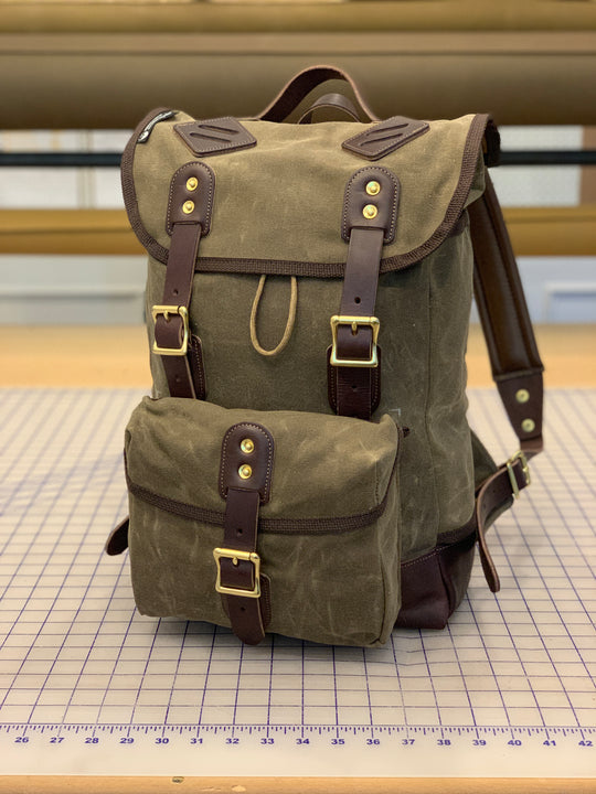 Limited Edition River Ruck #1