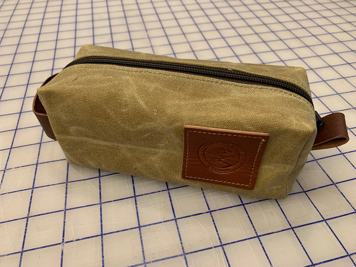 Waxed Canvas Possibles Pouches (Multiple Sizes)