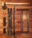Saw & Axe Sling with Removable Pouch