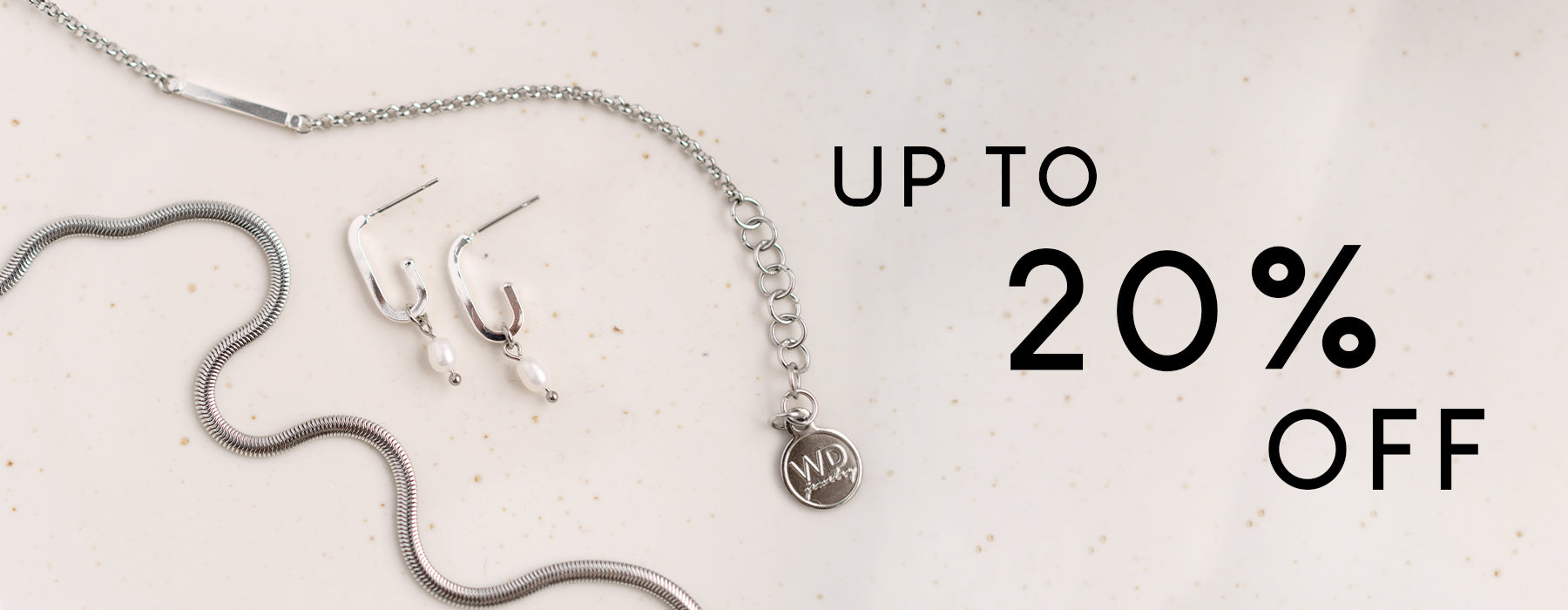 Your go-to jewelry at prices you'll love. Gold and silver wellDunn jewelry up to 20% OFF.