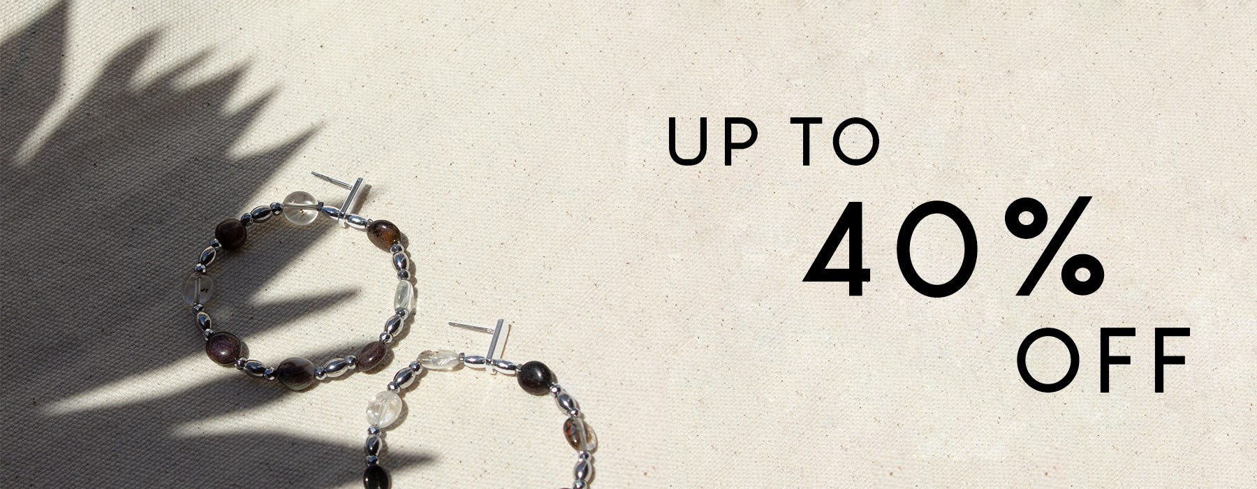 Add some statement earrings to your outfits. Up to 40% OFF on our wellDunn jewelry.
