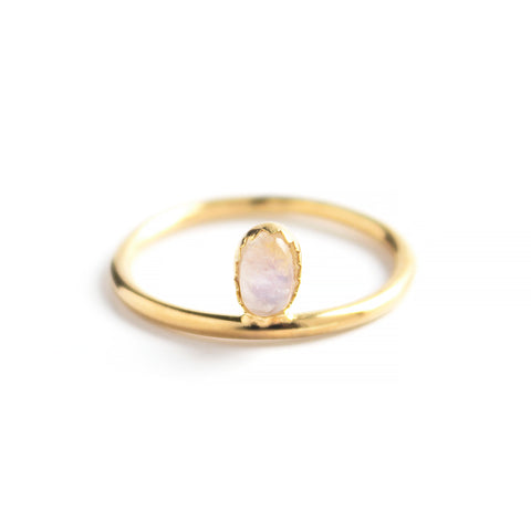 Didier | Gold Vermeil Open Ring