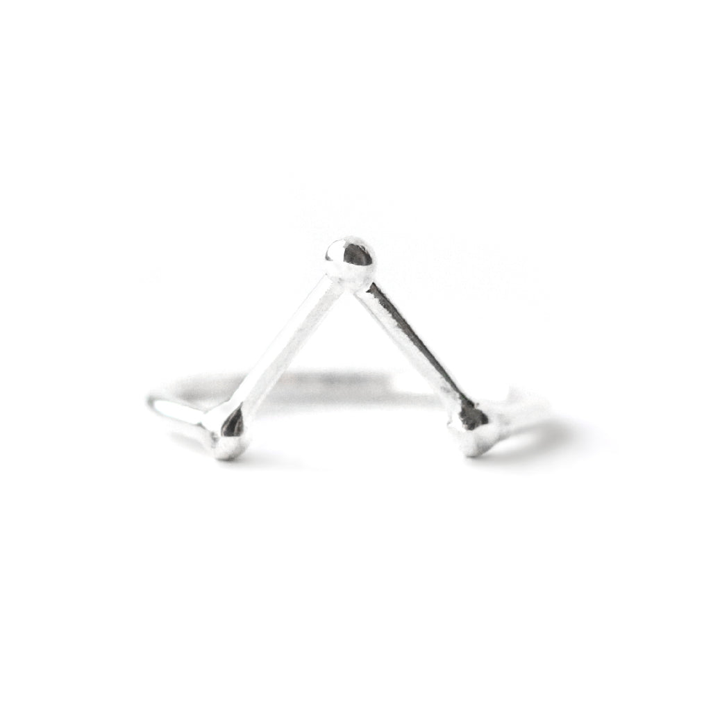 Rings - Trinity • wellDunn jewelry — Handmade in Montreal