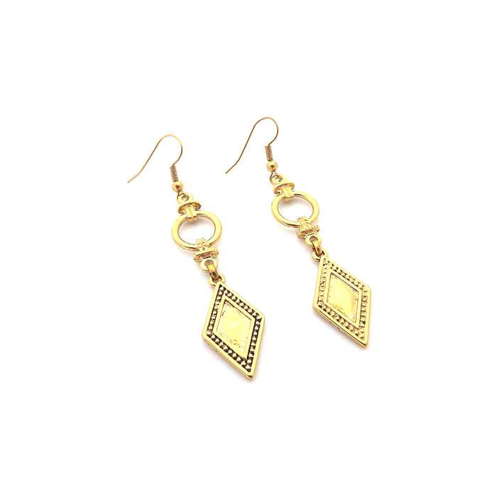 Earrings - Cairo • wellDunn jewelry — Handmade in Montreal