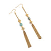 Earrings - Fontaine • wellDunn jewelry — Handmade in Montreal