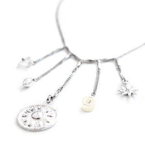 Necklaces - Aster • wellDunn jewelry — Handmade in Montreal