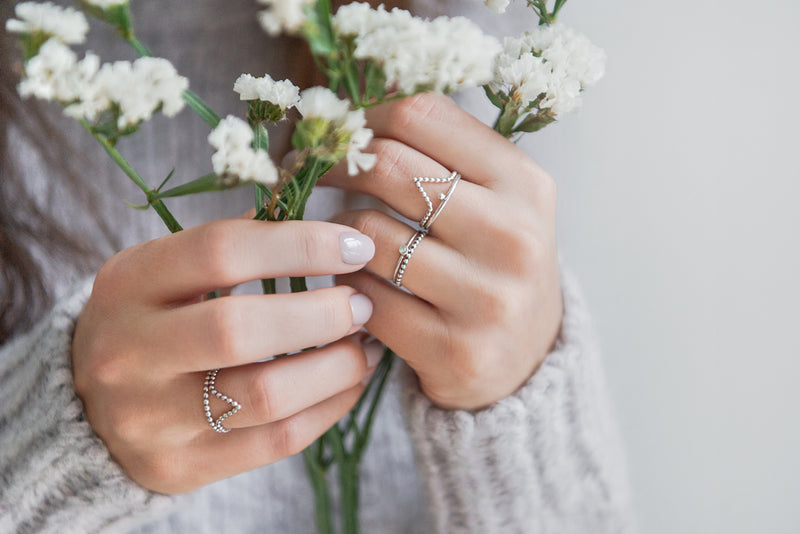Rings - Boulay • wellDunn jewelry — Handmade in Montreal