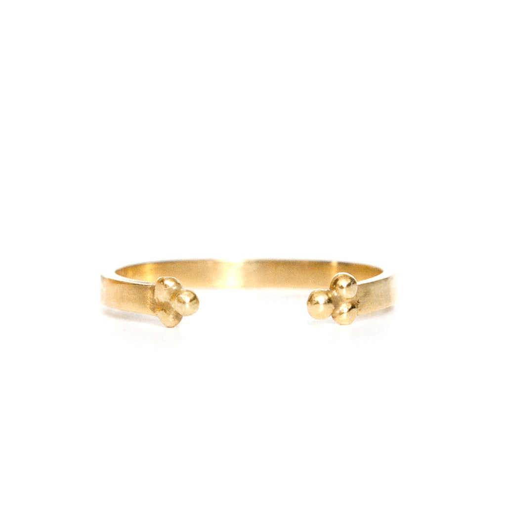 Rings - Grape - Gold • wellDunn jewelry — Handmade in Montreal