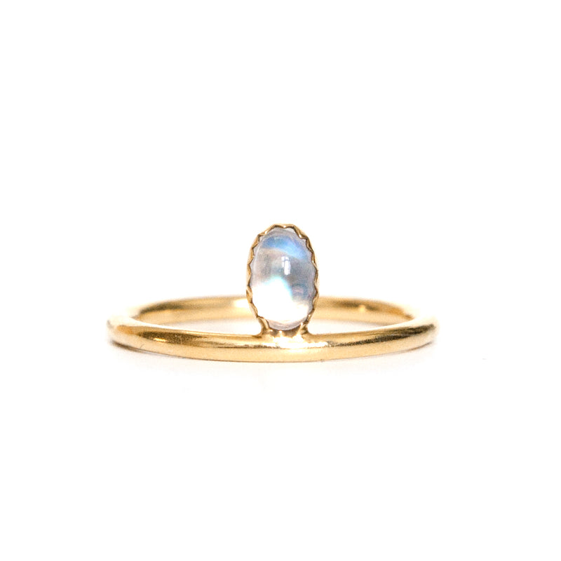 Rings - Mounia - Gold • wellDunn jewelry — Handmade in Montreal