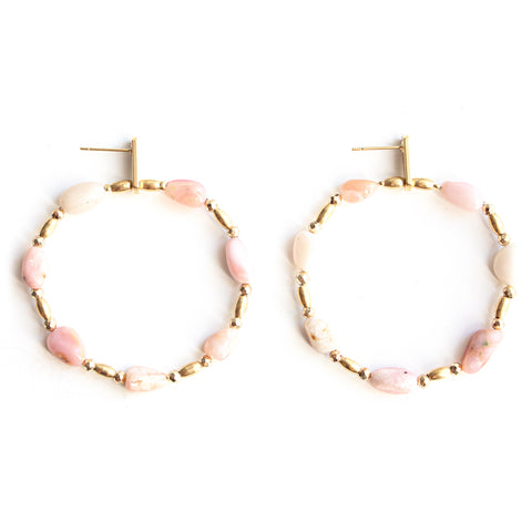 Hydra | Silver Statement Hoop Earrings