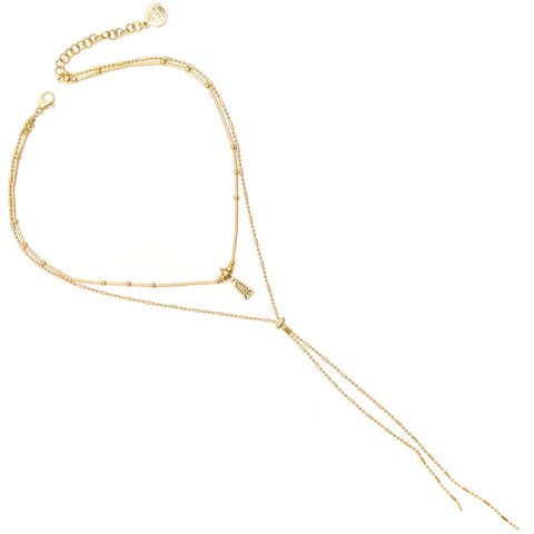 Celeste | Gold Layered Necklace