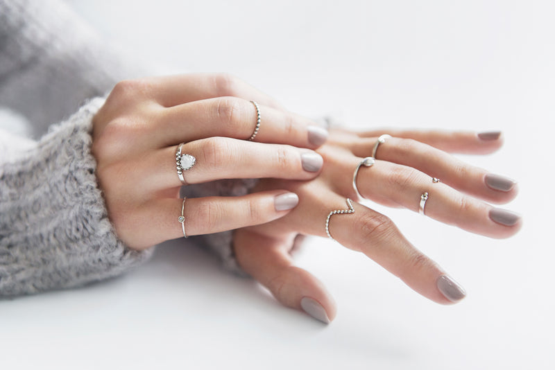 Rings - Grape • wellDunn jewelry — Handmade in Montreal