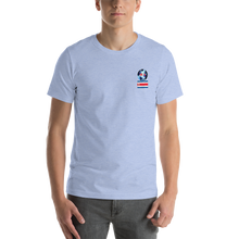 COSTA RICA Travellers Logo....Short-Sleeve..... Unisex.... T-Shirt