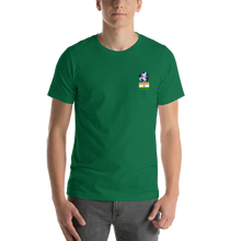INDIA Travellers Logo....Short-Sleeve..... Unisex.... T-Shirt
