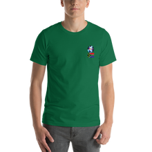 SOUTH AFRICA Travellers Logo....Short-Sleeve.... Unisex.... T-Shirt