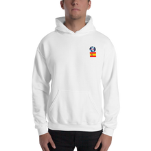 SPAIN ...Travellers Logo.....Hooded Sweatshirt