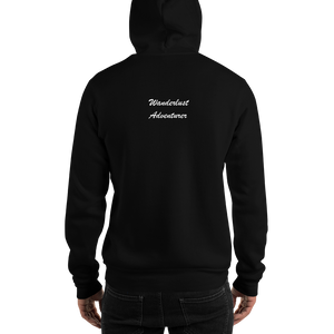 Wanderlust Adventurer Hooded Sweatshirt